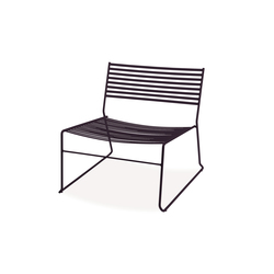 Aero | 023 | Garden armchairs | EMU Group