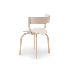 404 F | Restaurant chairs | Thonet