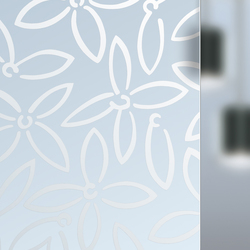 Madras® Petali Velo | Decorative glass | Vitrealspecchi