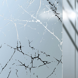 Madras® Uadi | Decorative glass | Vitrealspecchi