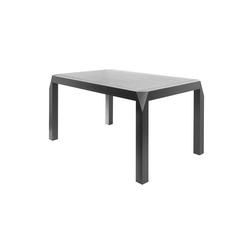 Trapezio table | Dining tables | Bedont