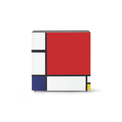Homage to Mondrian 2 | Buffets | Cappellini