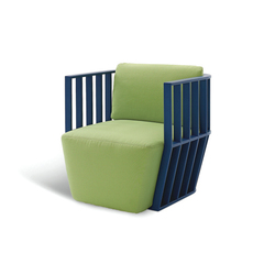 Scratch | Lounge chairs | Cappellini