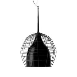 Cage suspensión grande | Suspended lights | Diesel with Foscarini
