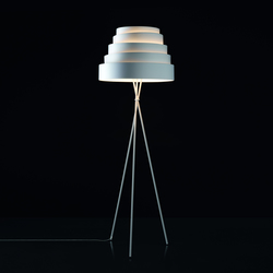 BABEL Floor Lamp | Lámparas de pie | Karboxx