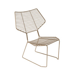Alieno Lounge chair | Poltrone da giardino | CASAMANIA-HORM.IT