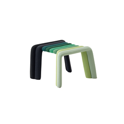 Nuance Footrest | Taburetes | CASAMANIA-HORM.IT