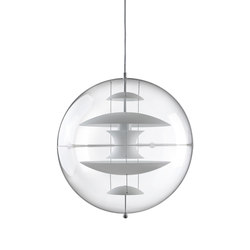 VP Globe | Glass Ø50 - Pendant | Suspended lights | Verpan