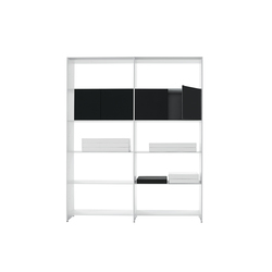 Fill bookcase system | Regale | Desalto