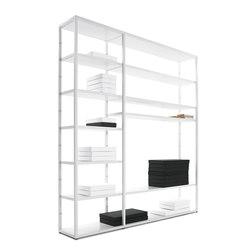 Helsinki bookcase | Shelving | Desalto
