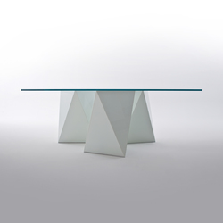 Yan | Dining tables | Gallotti&Radice