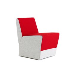 King easy chair | Modular seating elements | OFFECCT