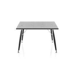 Sahara Wood Table | Lounge tables | Lammhults