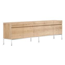 Oak Ligna sideboard | Sideboards | Ethnicraft