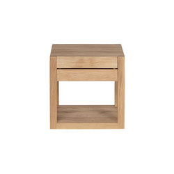 Oak Azur nightstand | Night stands | Ethnicraft