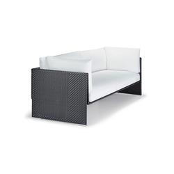 Slim Line Sofa 3 plazas | Sofás de jardín | DEDON