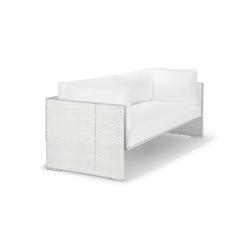 Slim Line 3 seater | Garden sofas | DEDON