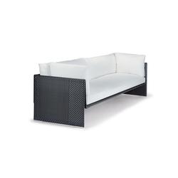 Slim Line Sofa 4 plazas | Sofás de jardín | DEDON