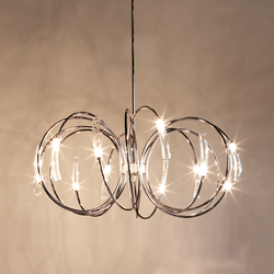 Hook | Suspended lights | Terzani