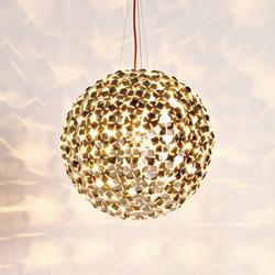 Orten'zia Very Very Gold | Suspended lights | Terzani