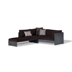 Slim Line Sofa | Garden sofas | DEDON