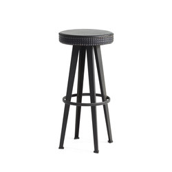 Stud High stool | Barhocker | Diesel with Moroso