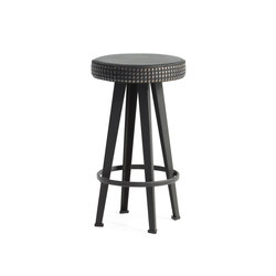 Bar Stud Stool | Chaises de bar | Diesel by Moroso