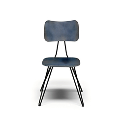 Overdyed Chair | Chaises | Diesel by Moroso