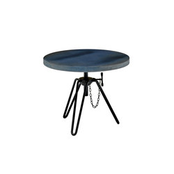 Overdyed Side Table | Mesas auxiliares | Diesel by Moroso