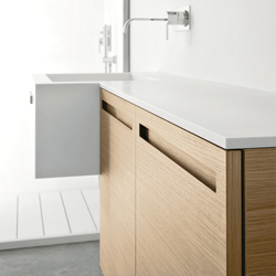 Materia Collection | Vanity units | antoniolupi