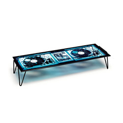 Xraydio Table | Tavolini salotto | Diesel by Moroso