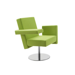 Meet-Me Swivel | Lounge-work seating | Segis
