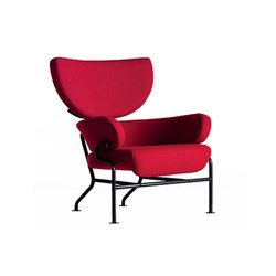 836 Tre Pezzi | Lounge chairs | Cassina