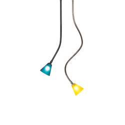 Hopper Flex Flexible stem light | Suspended lights | STENG LICHT
