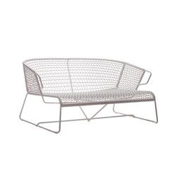 Vela Sofa D | Garden sofas | Accademia