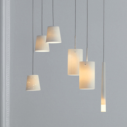 Flute Pura/Pico Pura/Kora Pura Pendant lights | General lighting | STENG LICHT