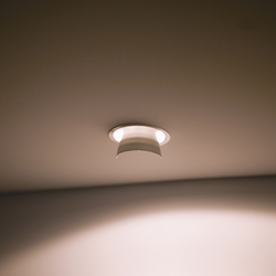 Optimal Basic Flush-Mount Housing | Iluminación general | STENG LICHT