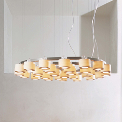 Tjao Rondo Chandelier | Suspended lights | STENG LICHT