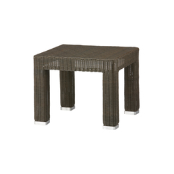 Belmont Side Table Mocca | Tables d'appoint de jardin | Cane-line