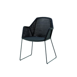 Breeze Armlehnstuhl | Garden chairs | Cane-line