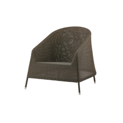 Kingston Lounge Chair | Sillones de jardín | Cane-line