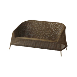Kingston 2-Sitzer Lounge Sofa | Gartensofas | Cane-line