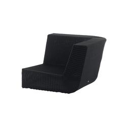 Garden armchairs-Garden lounge-Savannah Corner Module-Cane-line