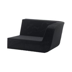 Garden sofas-Garden lounge-Savannah Sofa Left Module-Cane-line