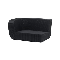 Garden sofas-Garden lounge-Savannah Sofa Right Module-Cane-line