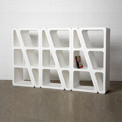 Make/Shift shelving | Sistemas de estanterías | MOVISI