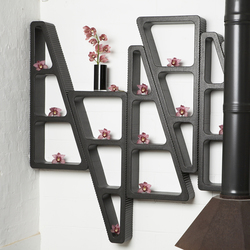 Make/Shift shelving | Sistemas de estantería | MOVISI