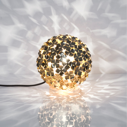 Orten'zia Very Very Gold | Table lights | Terzani