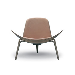 CH07 Shell Chair | Lounge chairs | Carl Hansen & Søn