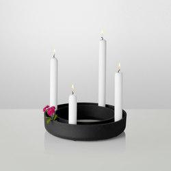 Gloria Candlestick | Candlesticks / Candleholder | Muuto